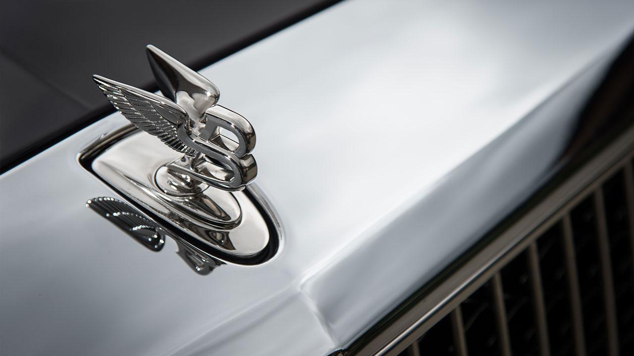 Bentley Mulsanne Extended Wheelbase - Kühlerfigur
