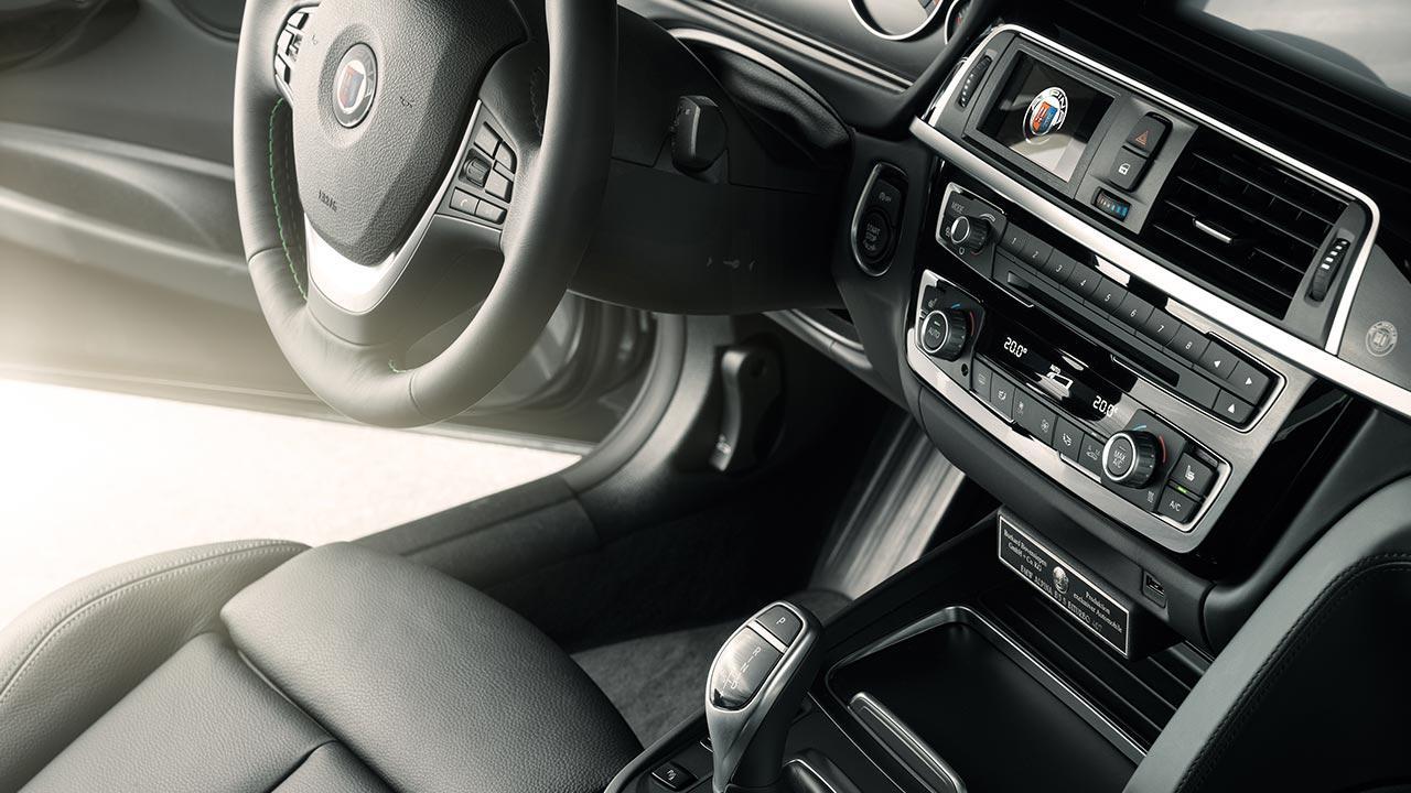 Alpina B3 S Bi-Turbo Limousine - Cockpit
