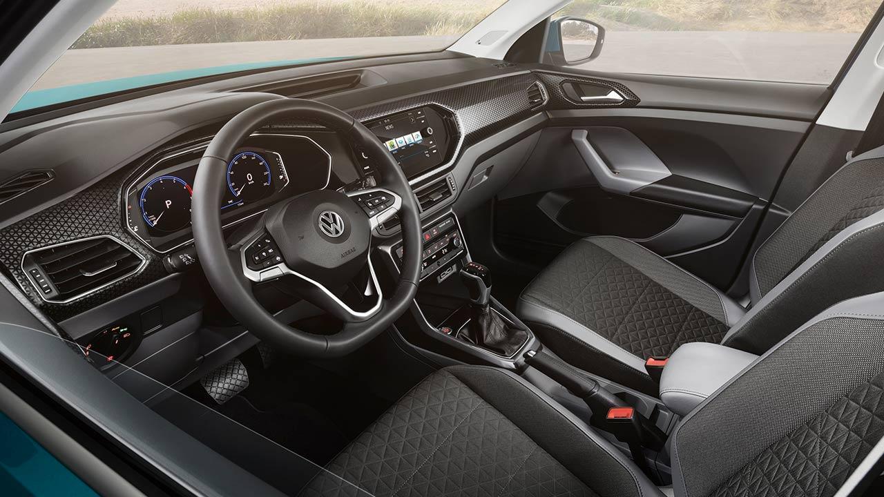 Volkswagen T-Cross - Cockpit