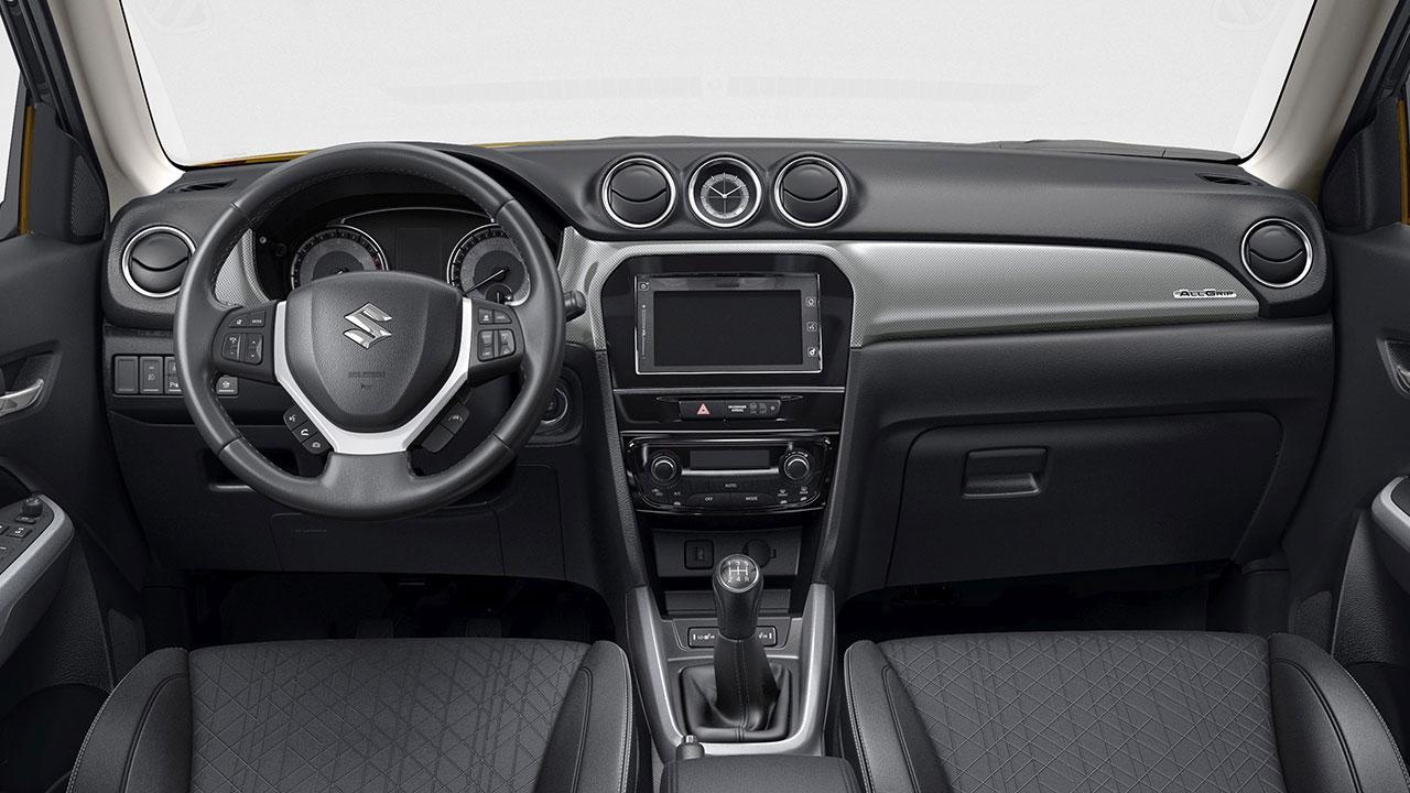 Suzuki Vitara - Cockpit