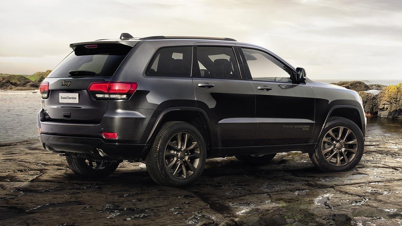 Jeep Grand Cherokee - in schwarz