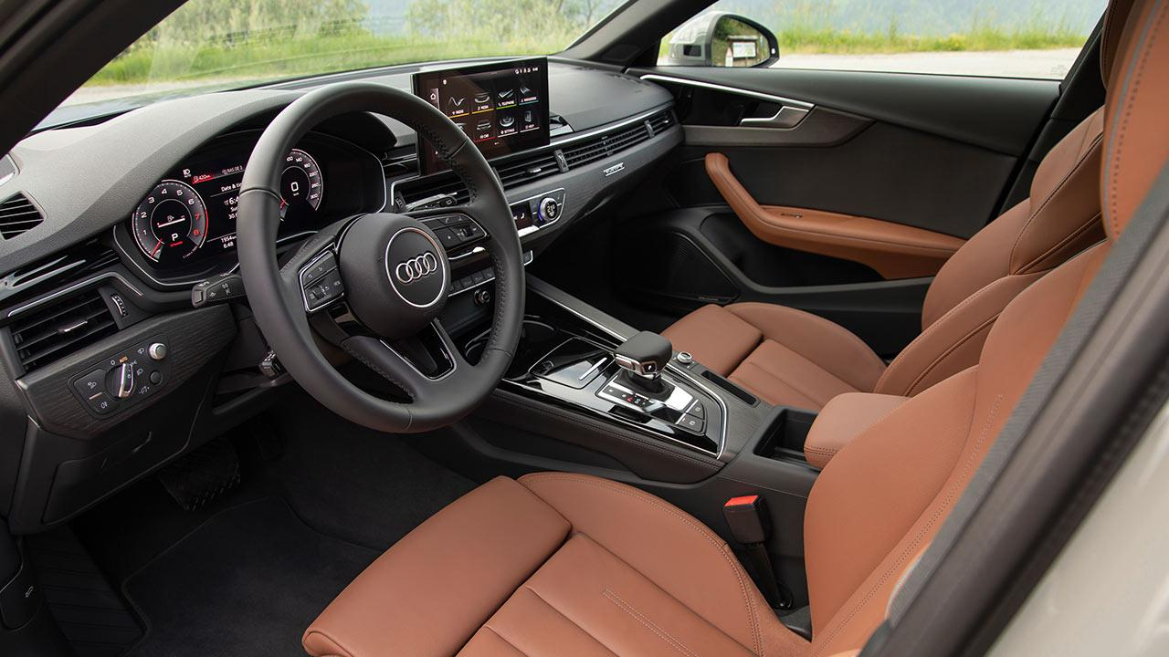 Audi A4 allroad quattro - Cockpit