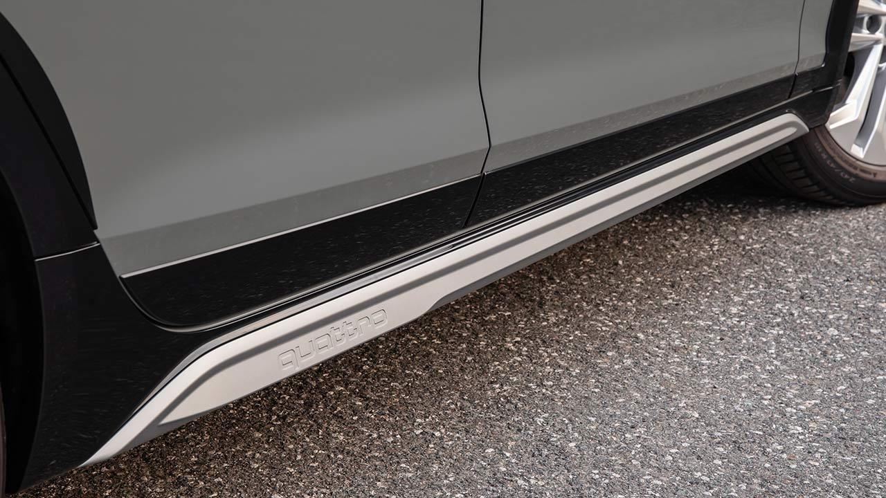 Audi A4 allroad quattro - Einstiegsleiste