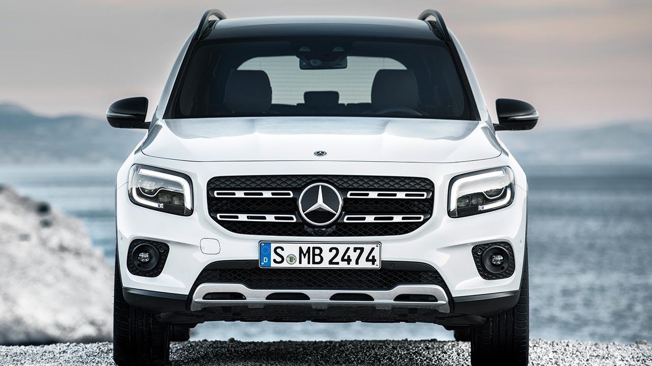 Mercedes-Benz GLB - Frontansicht