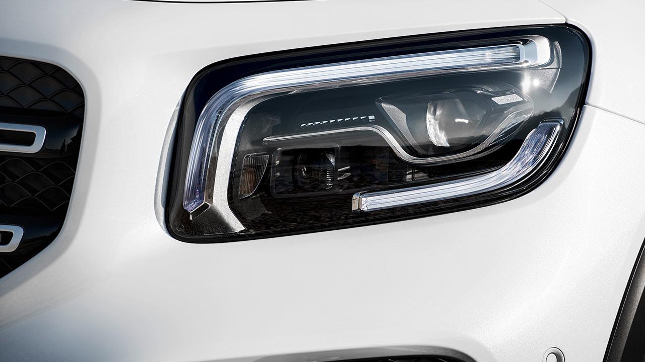 Mercedes-Benz GLB - Scheinwerfer