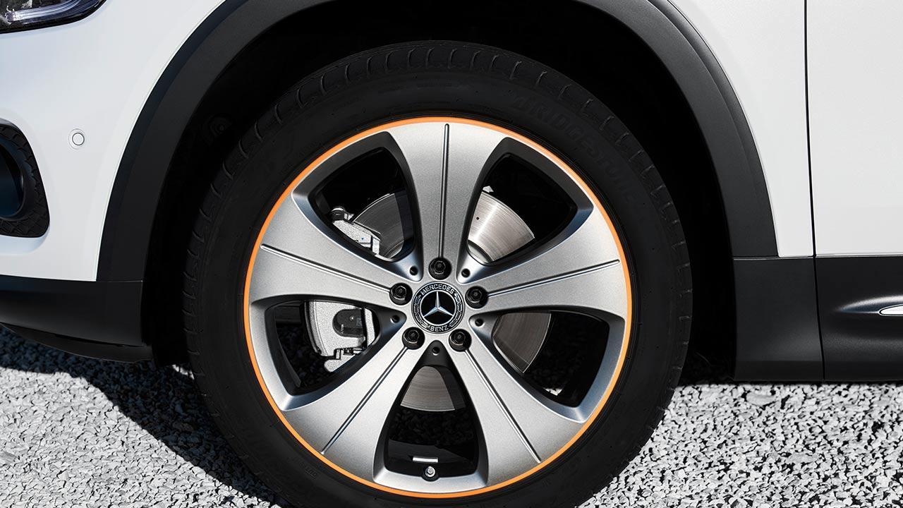 Mercedes-Benz GLB - Vorderreifen