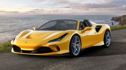 Ferrari F8 Spider - Frontansicht