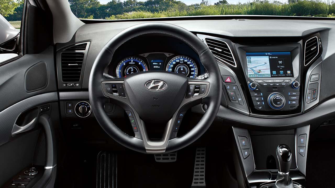 Hyundai i40 Kombi Space - Cockpit