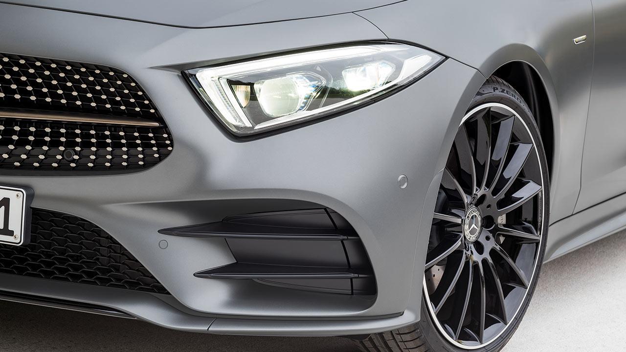 Mercedes-Benz CLS Coupé - Front