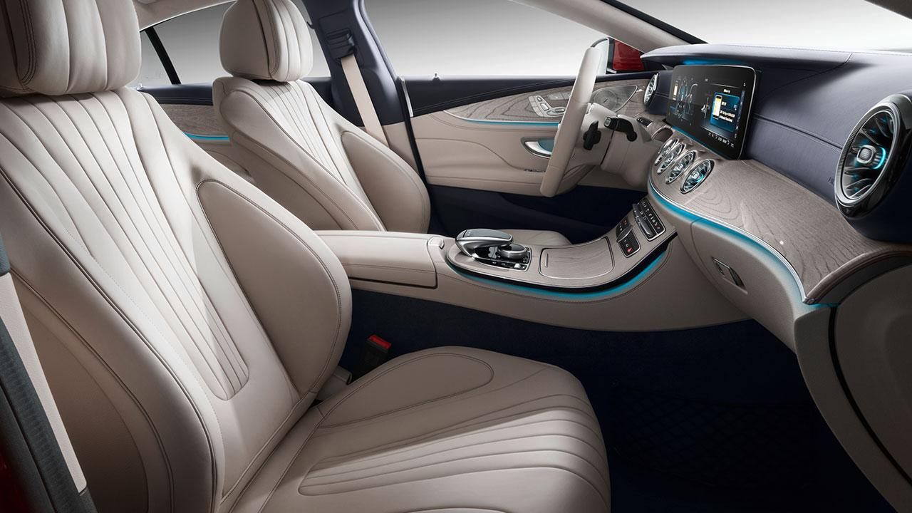 Mercedes-Benz CLS Coupé - Cockpit