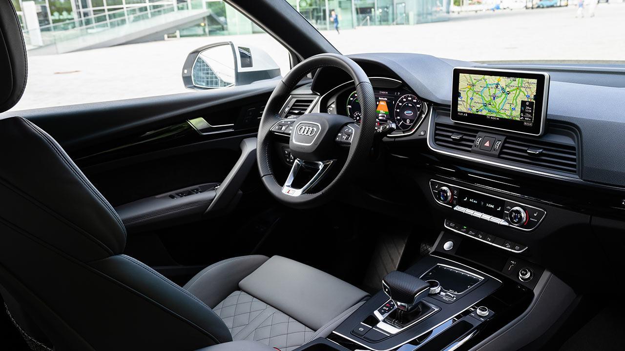 Audi Q5 55 TFSI e quattro - Cockpit