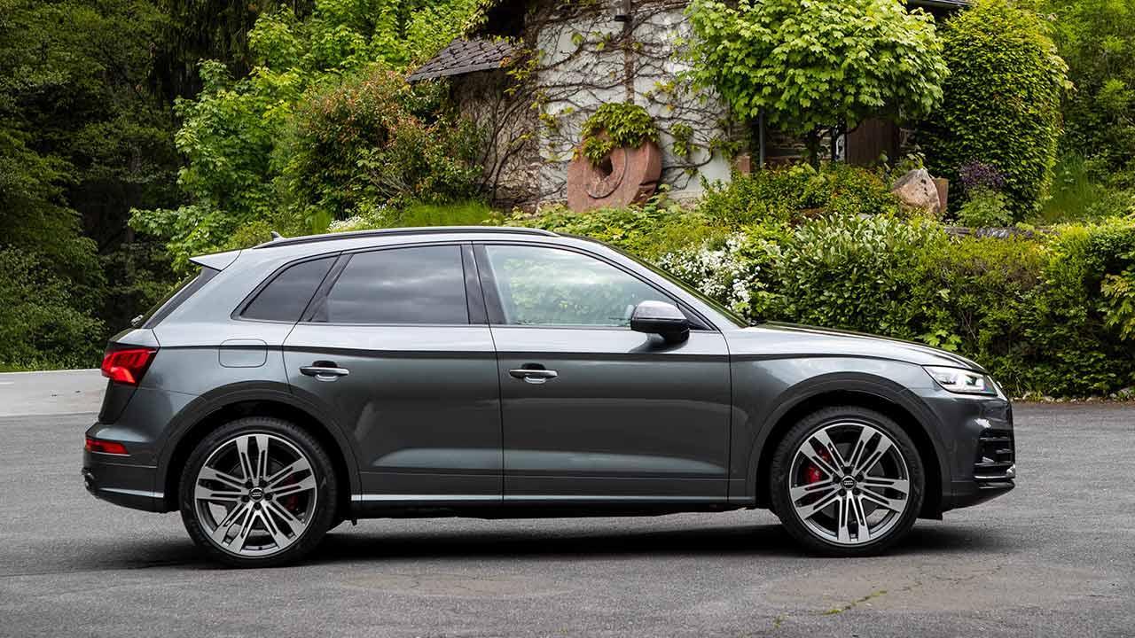 Audi SQ5 TDI - Seitenansicht