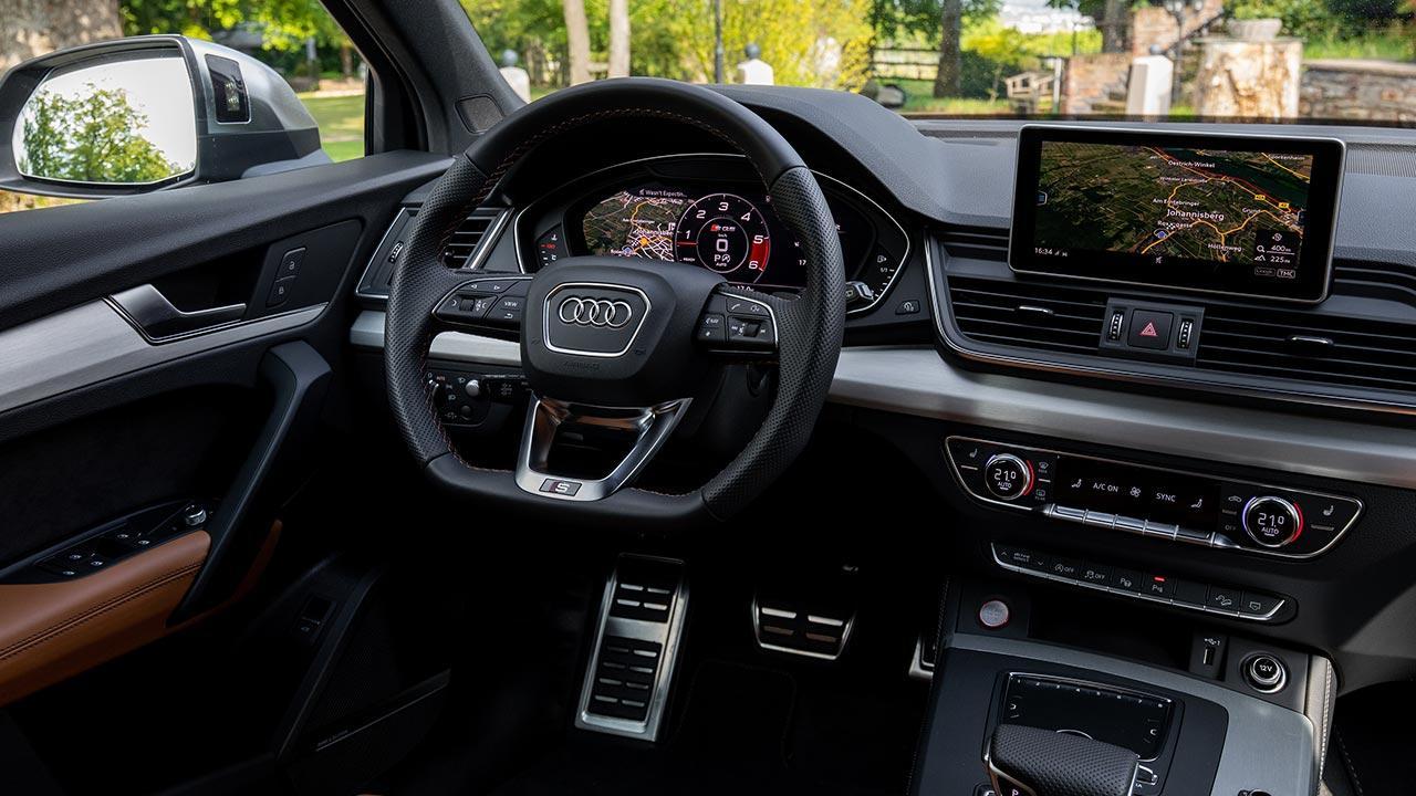 Audi SQ5 TDI - Cockpit