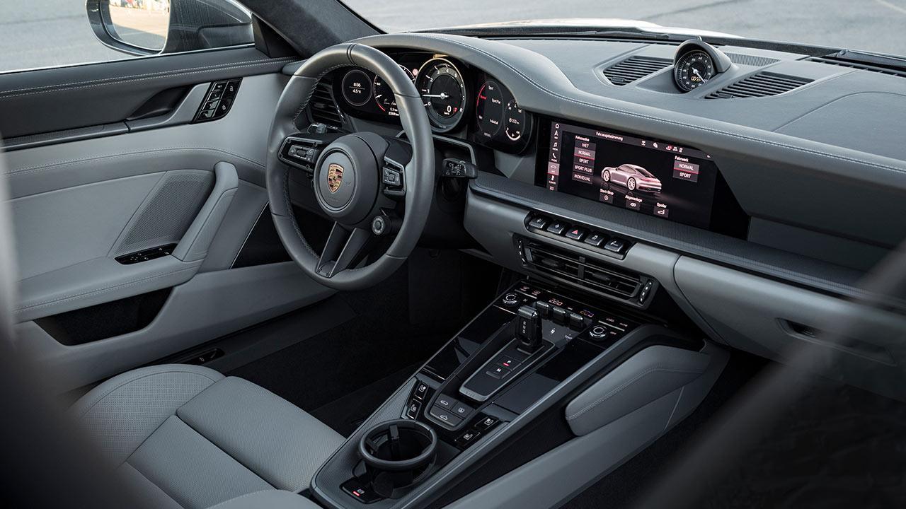 Porsche 911 Carrera S Coupé - Cockpit