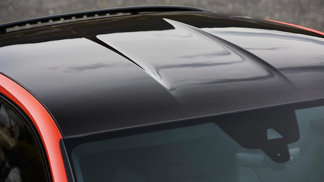 Porsche Cayenne Coupé - Dach