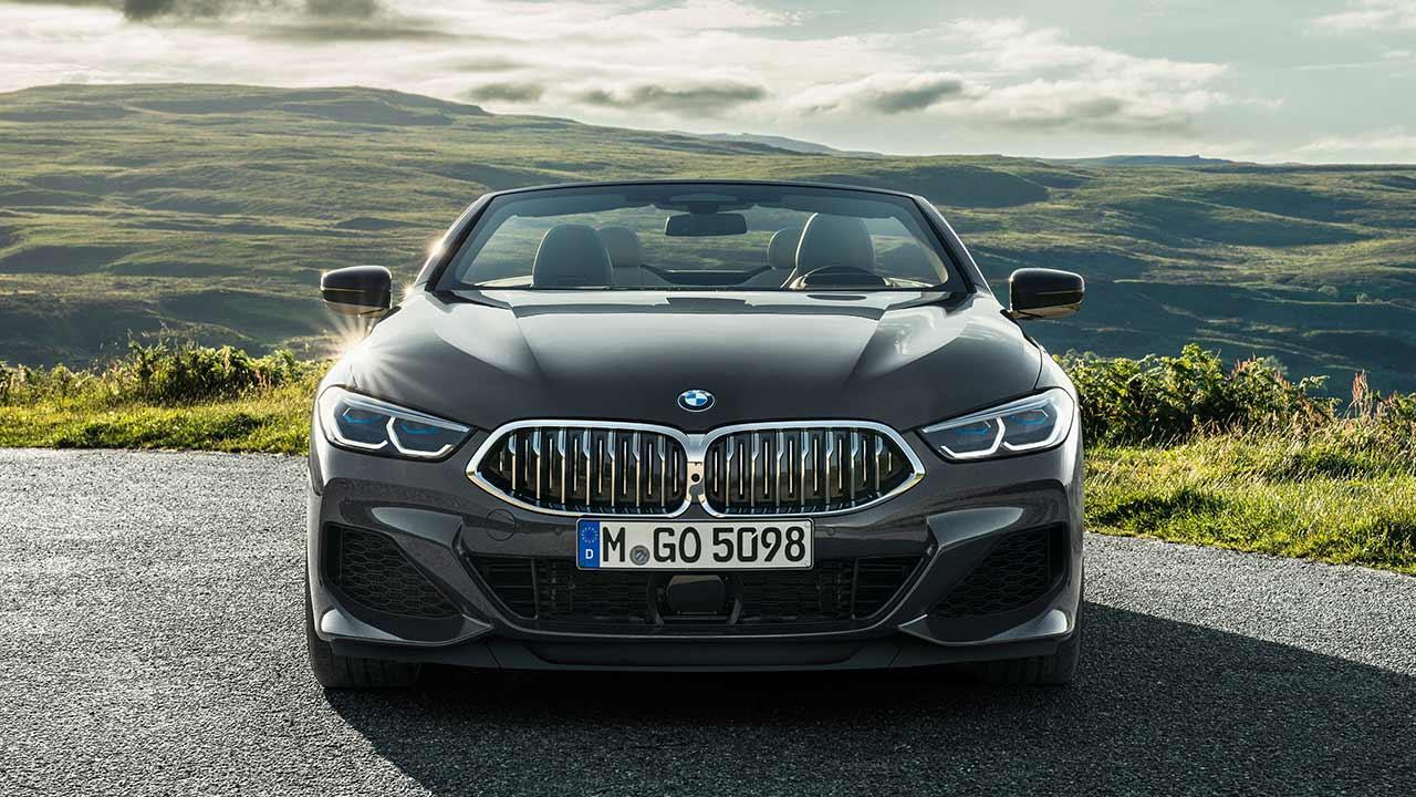 BMW M8 Cabriolet - Frontansicht