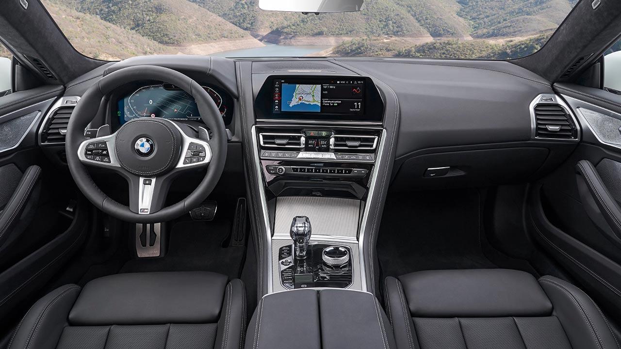 BMW 8er Gran Coupé - Cockpit