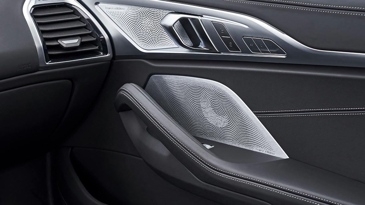 BMW 8er Gran Coupé - Innenansicht der Tür