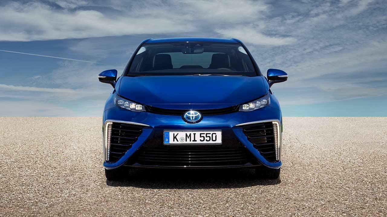 Toyota Mirai - Frontansicht