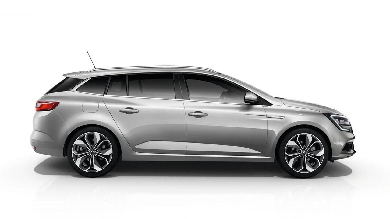 Renault Mégane Grandtour - Seitenansicht
