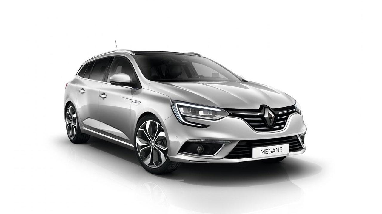 Renault Mégane Grandtour - Frontansicht
