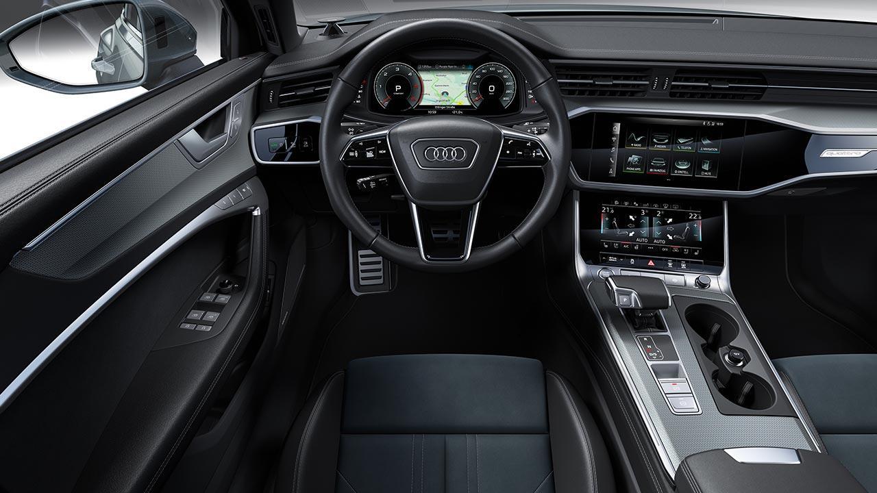 Audi A6 allroad quattro - Cockpit