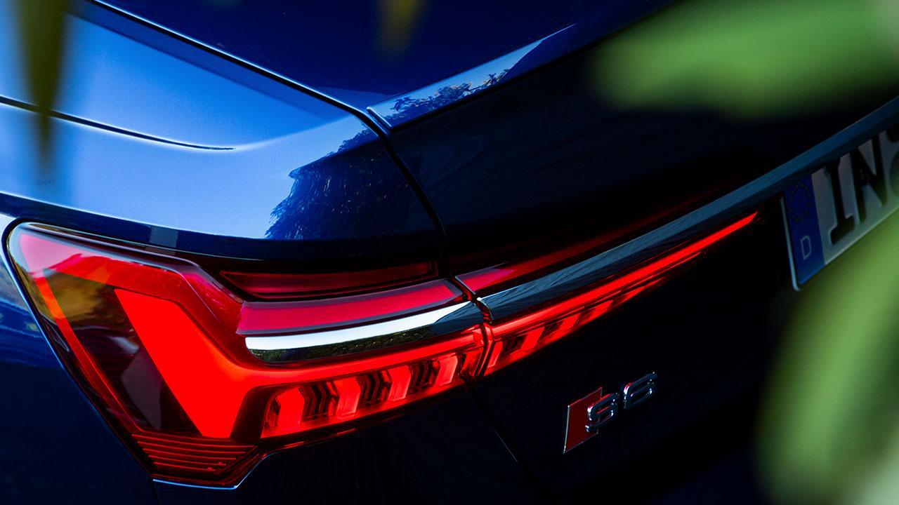 Audi S6 Limousine - Rücklicht