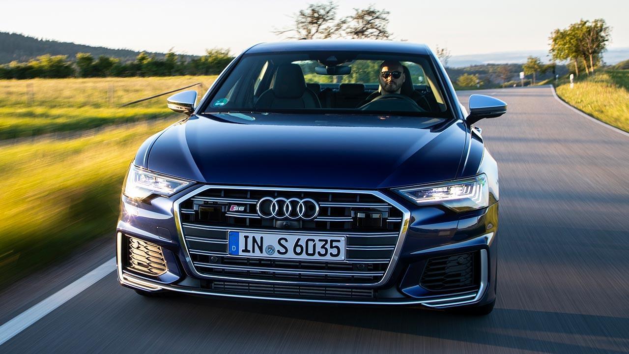Audi S6 Limousine -  Frontansicht