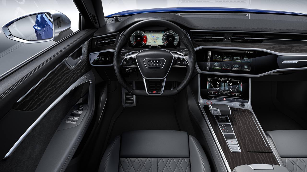 Audi S6 Limousine -  Cockpit