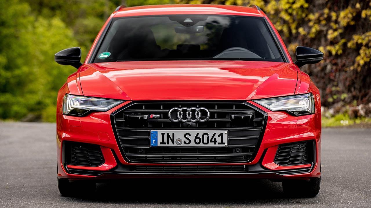 Audi S6 Avant - Frontansicht