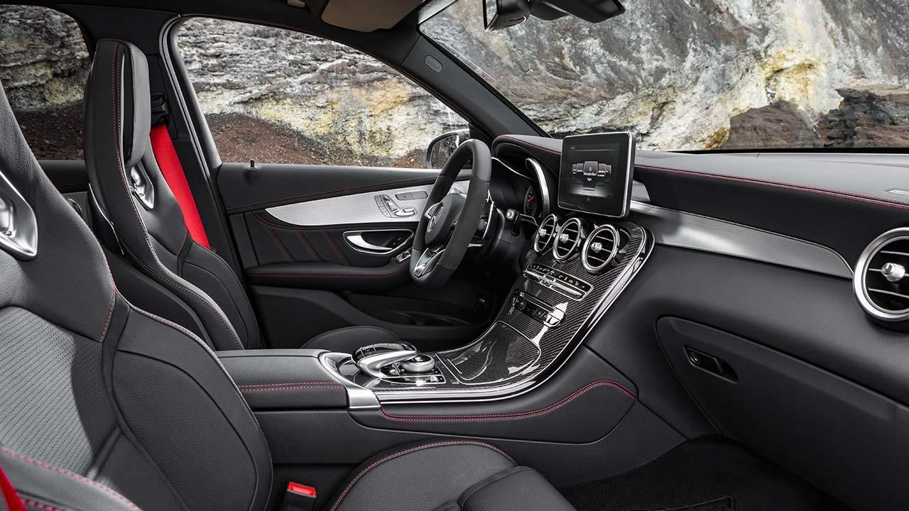 Mercedes-AMG GLC 43 4MATIC SUV  - Fahrersitz