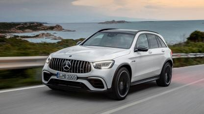 Mercedes-AMG GLC 63 S 4MATIC+ SUV