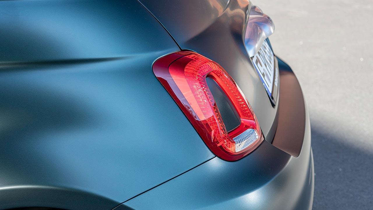 Fiat 500C - Bremslicht
