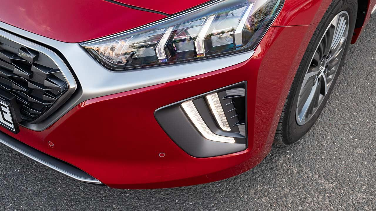 Hyundai IONIQ Plug-in-Hybrid - Lufteinlass