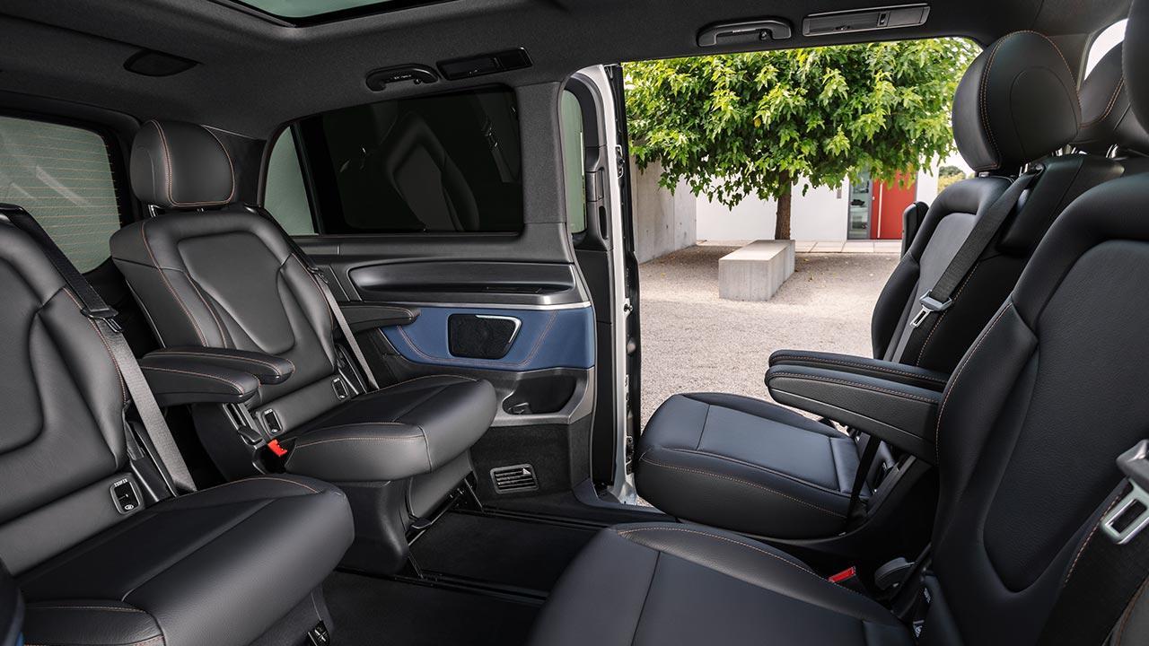 Mercedes-Benz EQV - Passagier Raum