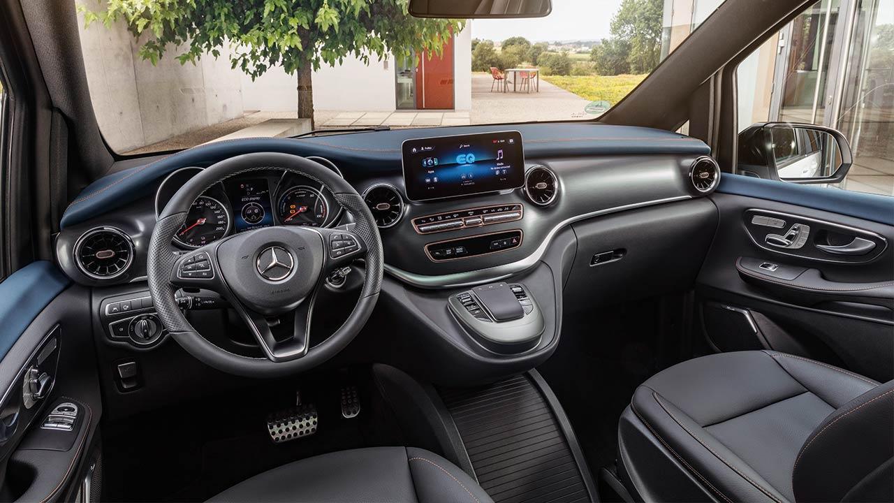 Mercedes-Benz EQV - Cockpit