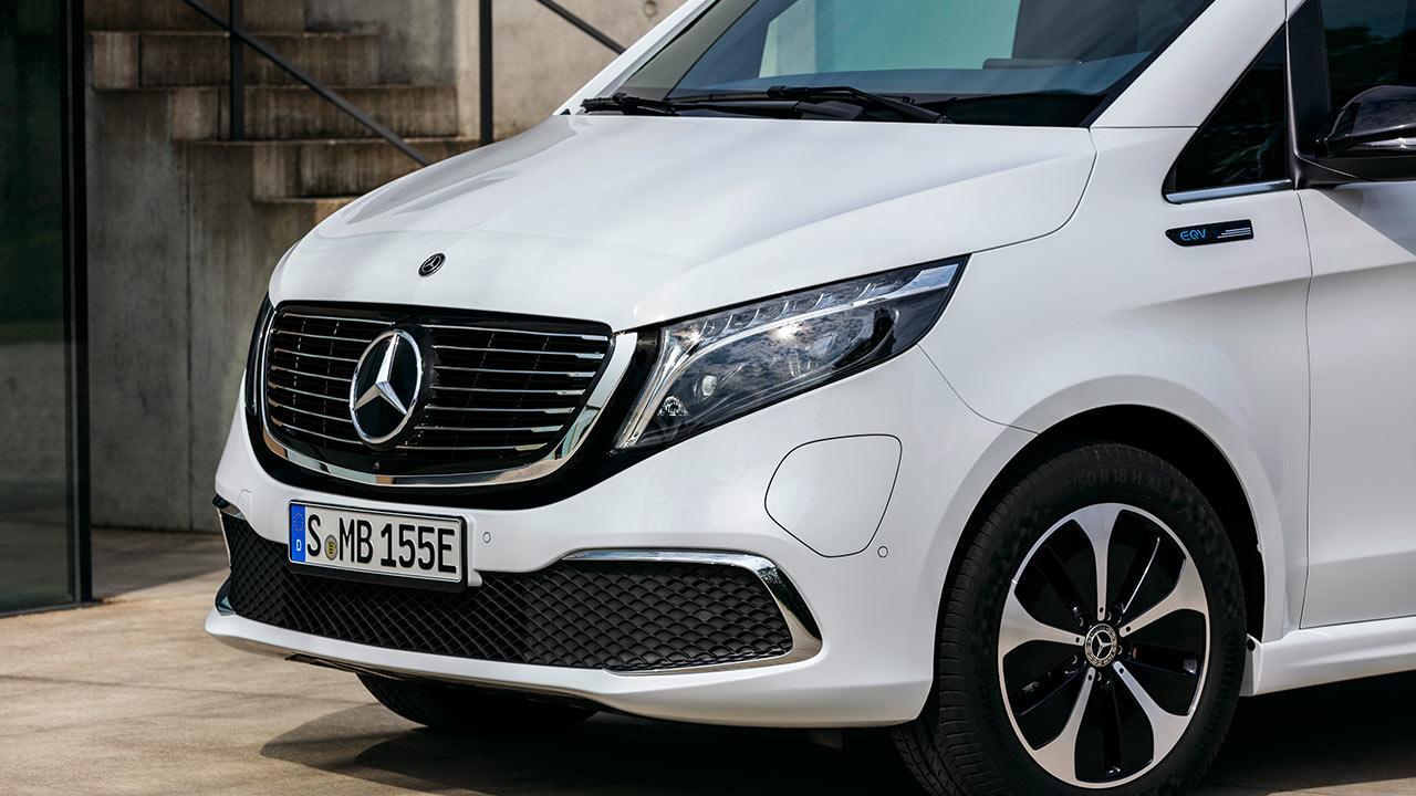 Mercedes-Benz EQV - Front