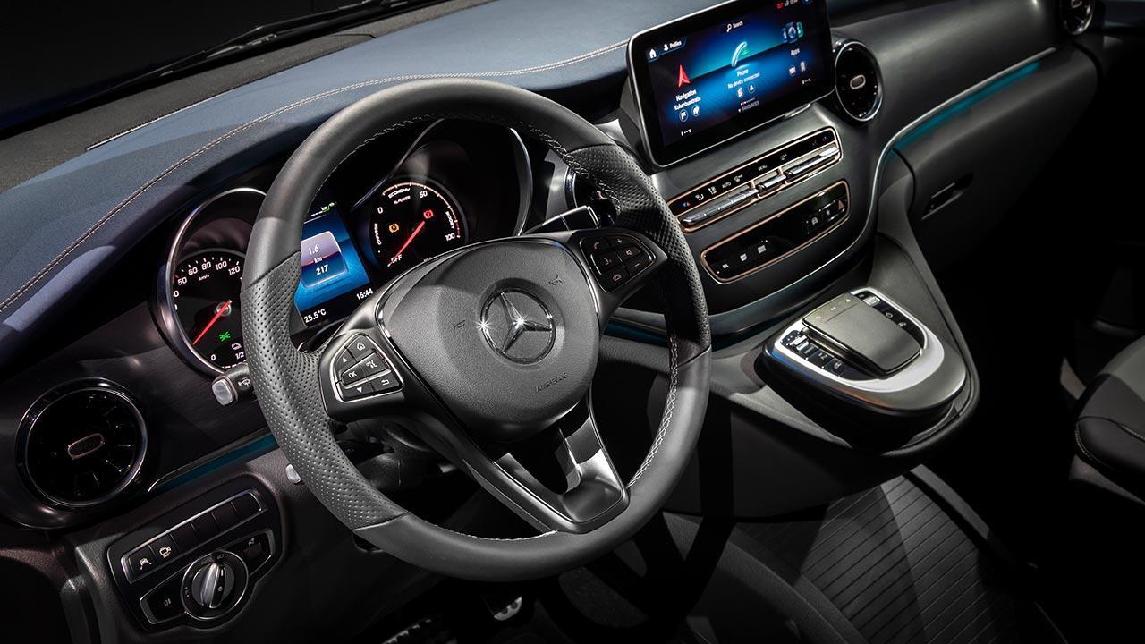 Mercedes-Benz EQV - Lenkrad