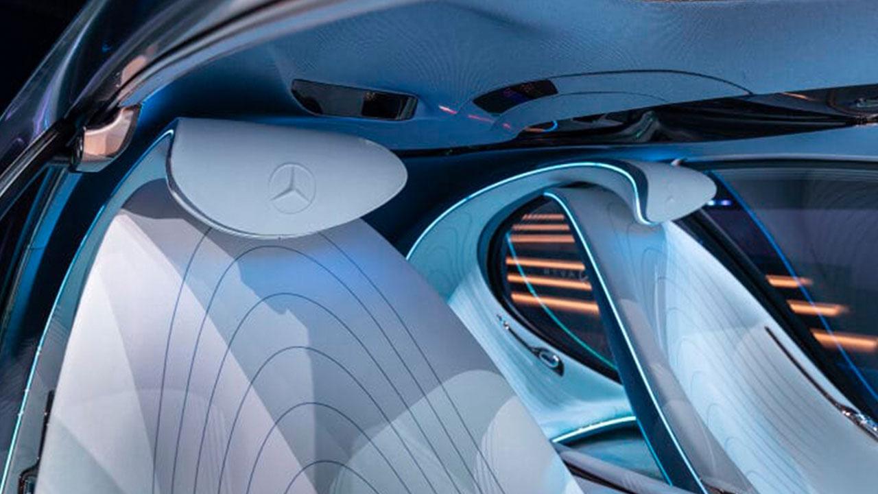 Mercedes Benz Vision AVTR - Innenraum
