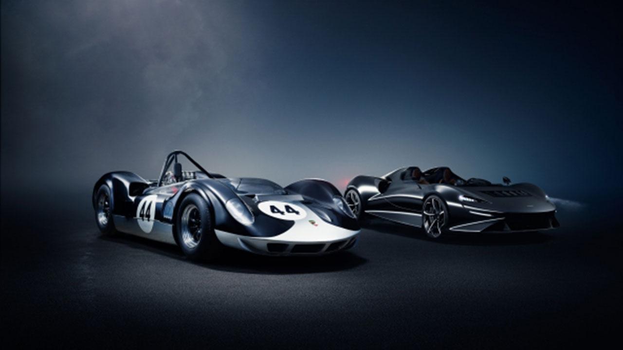 McLaren Elva - inkl. Race Style