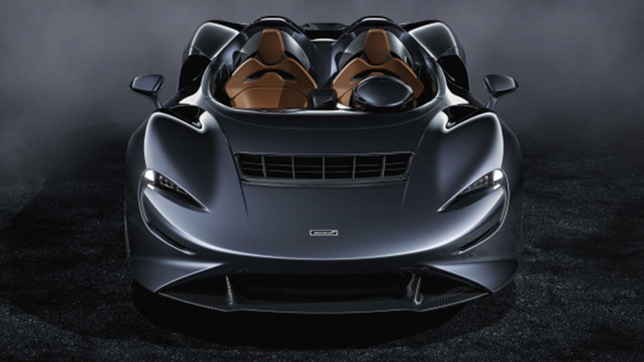 McLaren Elva - Frontansicht
