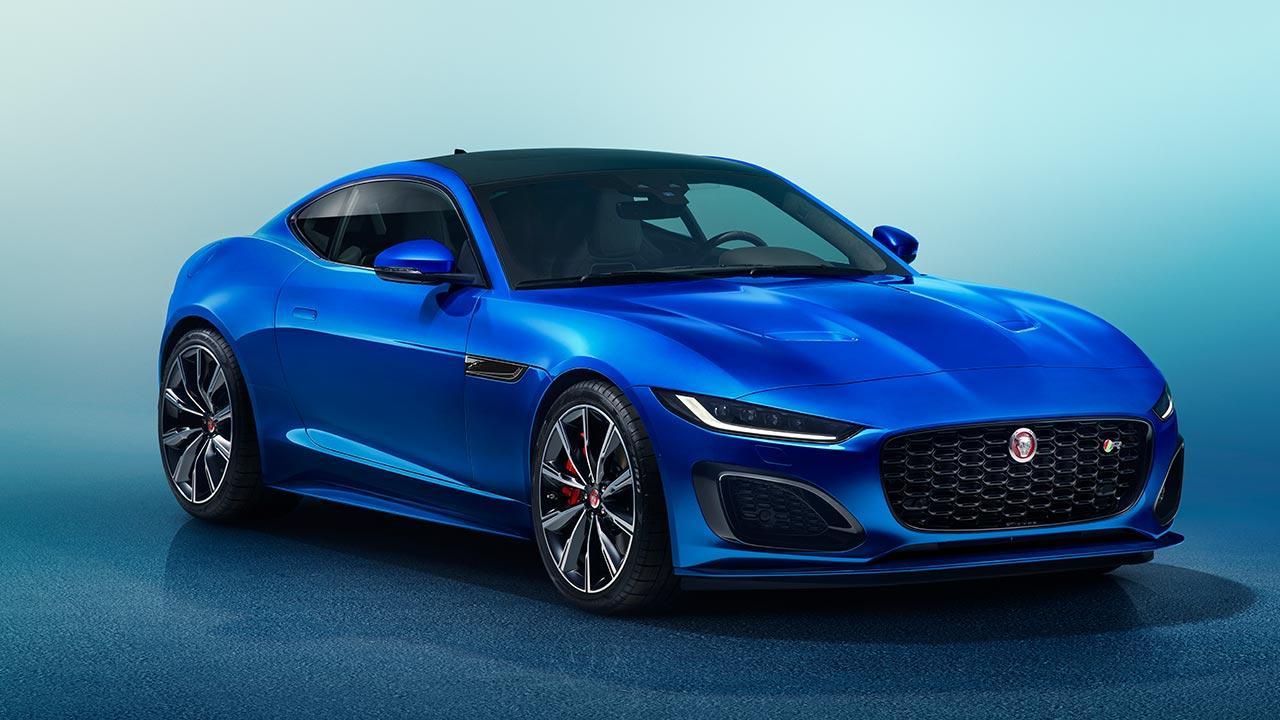 Jaguar F-Type R Coupe - Frontansicht