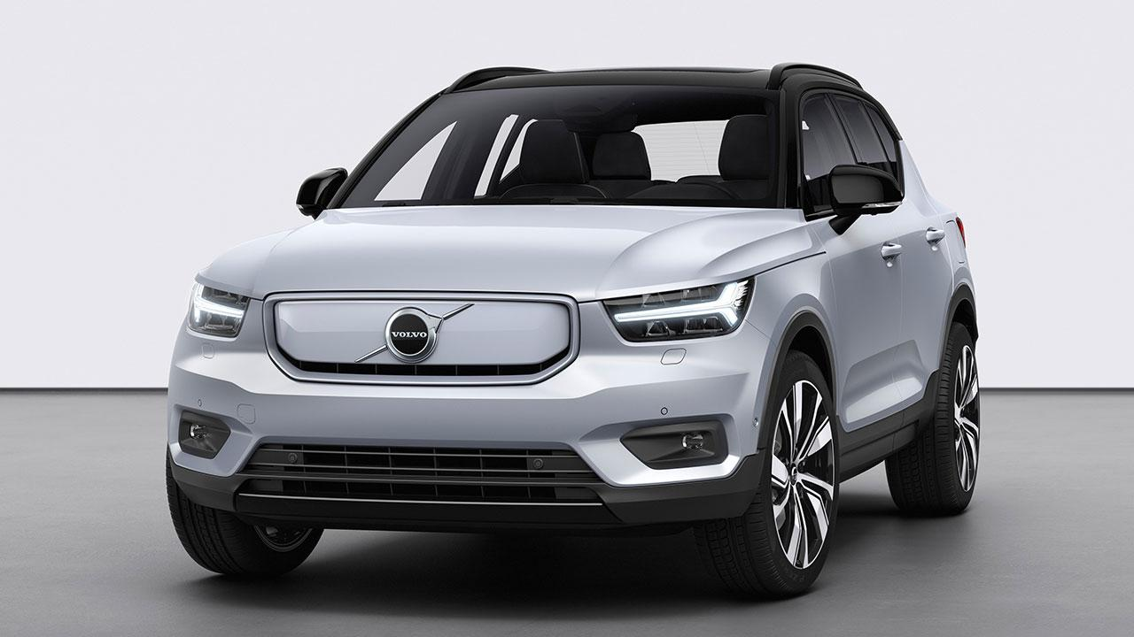 Volvo XC40 Recharge - Frontansicht