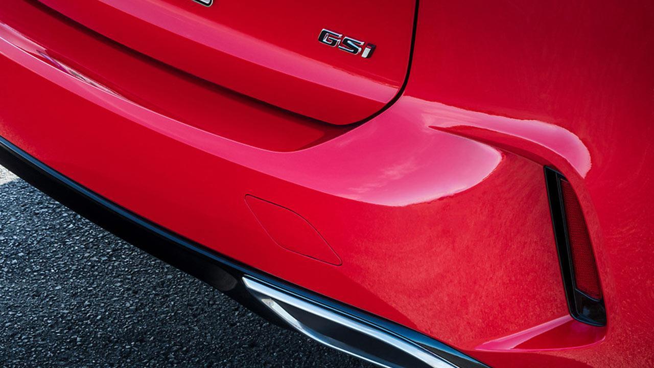 Opel Insignia GSi - Heck
