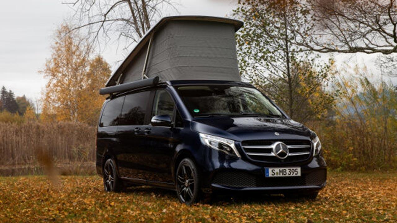 Mercedes-Benz Marco Polo - mit offenem Schlafplatz