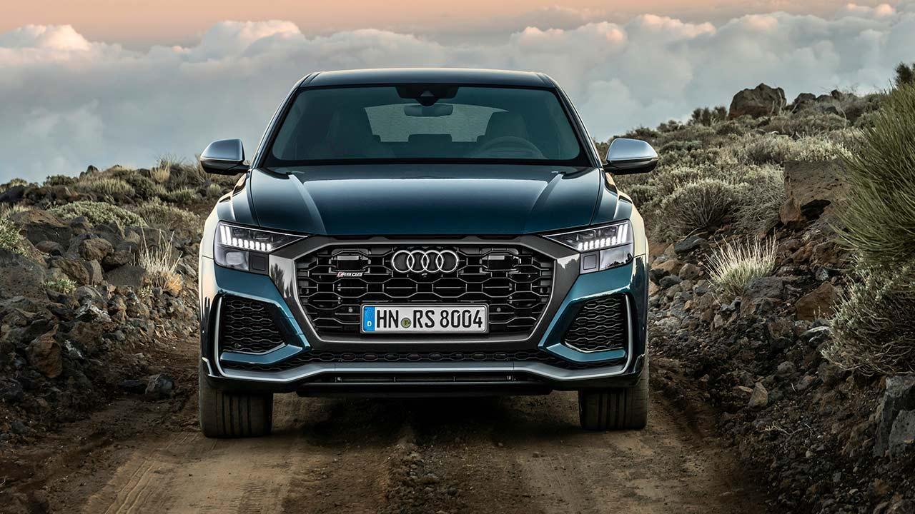 Audi RS Q8 - Frontansicht