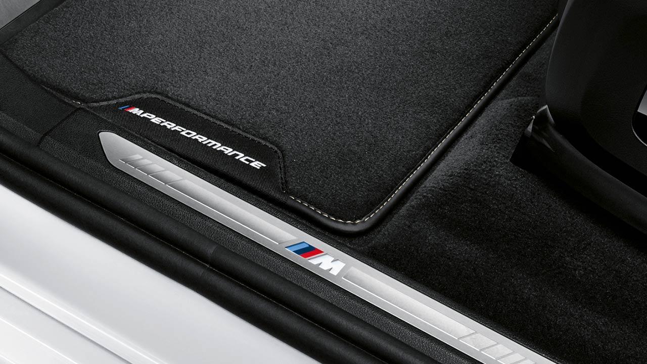 BMW X6 M Competition - Einstiegsleiste