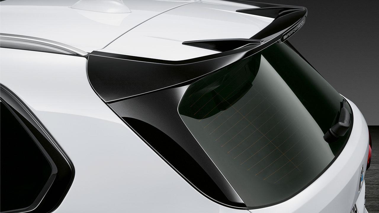 BMW X6 M Competition - Heckspoiler