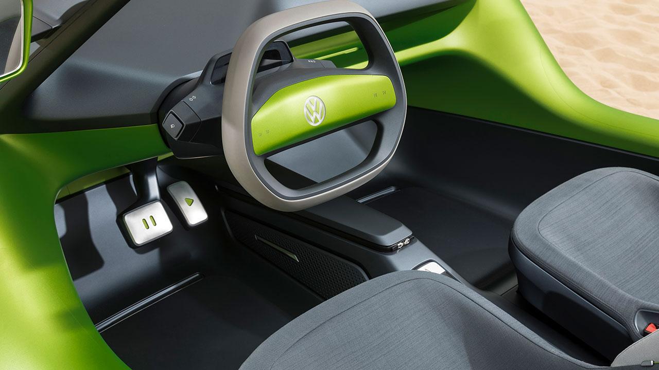 Volkswagen ID Buggy - Cockpit
