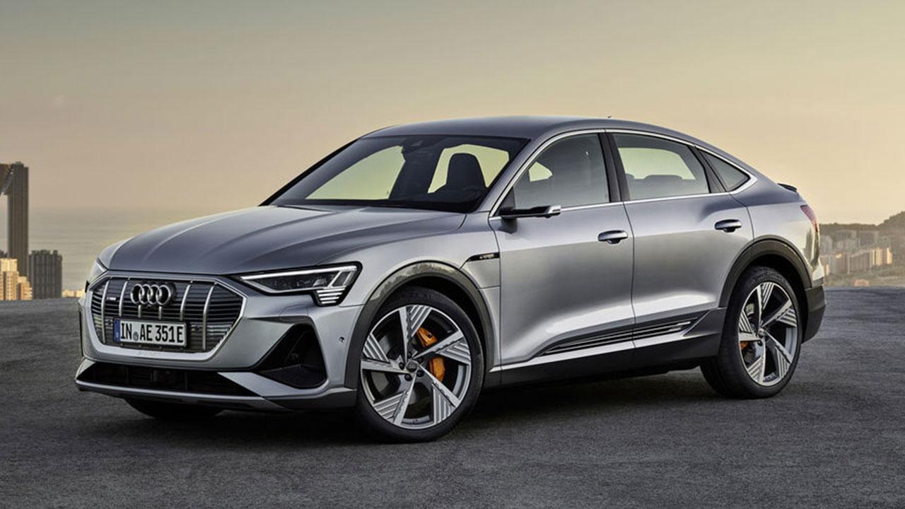 Audi e-tron Sportback 50 quattro - Frontansicht